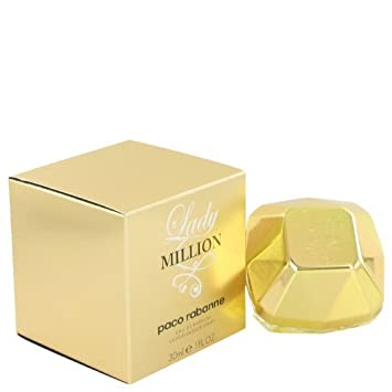 Parfum Lady Million Paco Rabanne 30 Ml Amazoncouk Beauty
