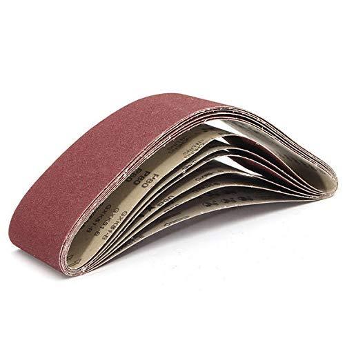 Macerdonia - Herramienta de pulido de cinturón abrasivo de ...