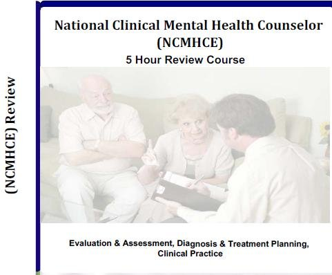 ncmhce National Clinical Mental Health Counselor Examination (NCMHCE) Audio Review Course; 5 Hour, 5 Audio CD Review Course for NCMHCE Clinical Mental Health Counselor Exam by World Medical Publishing