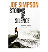 [ STORMS OF SILENCE BY SIMPSON, JOE](AUTHOR)PAPERBACK