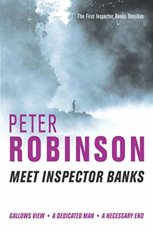 book cover of Meet Inspector Banks