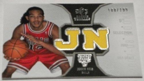 Joakim Noah Card (Joakim Noah card 2008)