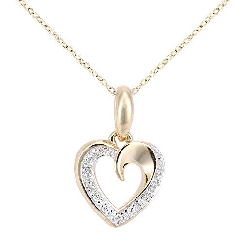 Naava Femme    Or jaune #Gold     Diamant