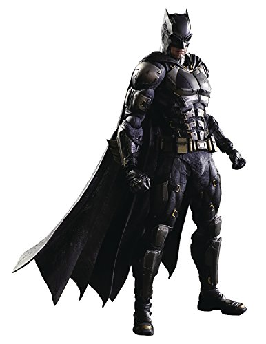 Square Enix Justice League Variant Play Arts Kai: Batman (Tactical Version) Action Figure