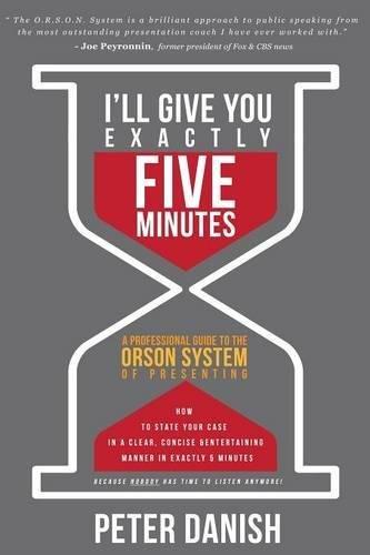 I'll Give You Exactly Five Minutes pdf epub