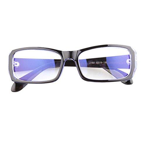 Mujer fatiga Eyewear Previniendo de Hombre los Gafas Claro luz Moda Xinvision ojos Azul UV400 Anti Negro Filtro Computadora azul Lente POqxR4w