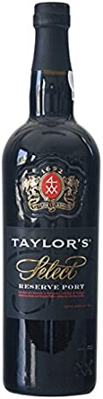 Vino de Oporto Taylors Selected Reserva - Vino Fortificado- 3 Botellas