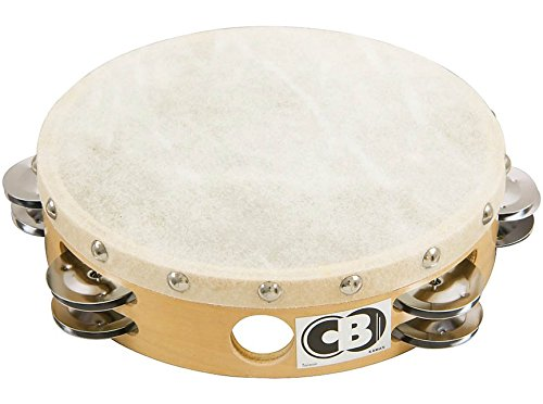 CB Drums 4034 8-Inch Tambourine