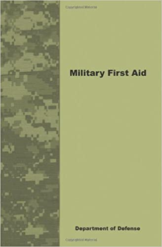 Book Military First Aid by Department Defense (2009-08-19)