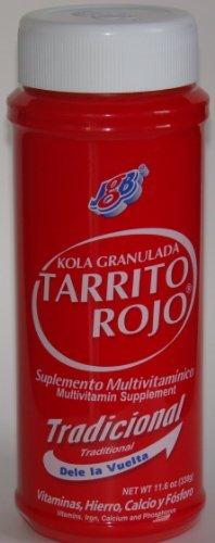 Kola Granulada - Tarrito Rojo - Suplemento Multivitaminico by JGB
