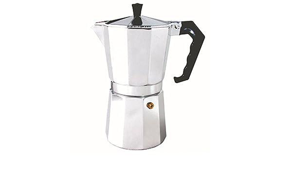 SODIAL - Cafetera de Aluminio para café o café (450 ML, fácil de ...