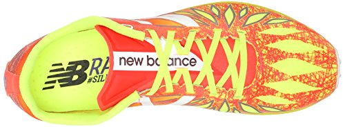 New Balance Men's UX5000 XC Spikes Cross-Country Shoe orange / yellow