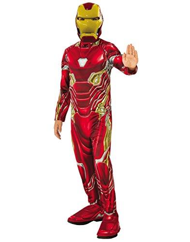 Rubie's Marvel Avengers: Infinity War Iron Man Child's Costume, Medium -