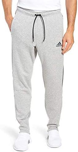 メンズ ボトムス・パンツ スウェット・ジャージ MH 3S Tiro Sweatpants Medium Grey Heather/Black サイズS [並行輸入品]
