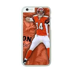 NFL Case Cover For HTC One M9 White Cell Phone Case Cincinnati Bengals QNXTWKHE1162 NFL Phone Back Custom