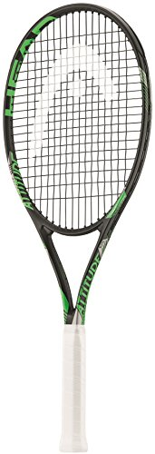 HEAD MX Attitude Elite Tennis Racquet (Pre-Strung) (4 1/4)