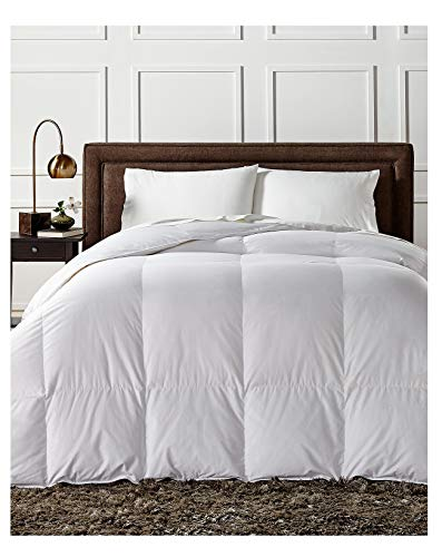 - Charter Club European White Down Heavyweight Full Queen Comforter New Model