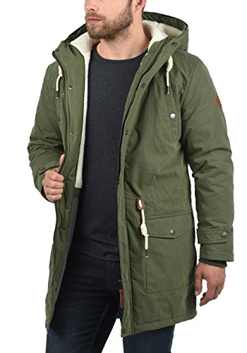 Green para Hombre SOLID Invierno 3797 Ivy Dry Chaqueta de qwAwZ10