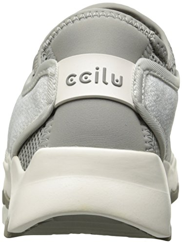 Ccilu Mens Bryan Wax Fashion Sneaker White 9g16StUxu