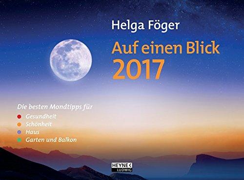 Auf einen Blick 2017: Wandkalender