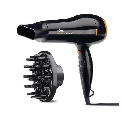 Solac SH-7080 Dryer 2000 102614 - Secador de pelo