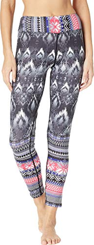 Sublimated Tights (Hot Chillys Women's MTF Sublimated Print Tight Unity Small 26)