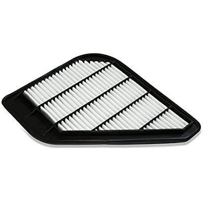 EPAuto GP110 (CA10110) Replacement for Chevrolet/GMC/Saturn/Buick Rigid Panel Engine Air Filter for Enclave (2008-2020), Traverse (2009-2020), Acadia (2007-2016), Outlook (2007-2010): Automotive