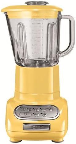 KitchenAid Artisan - Batidora de vaso amarillo: Amazon.es: Hogar