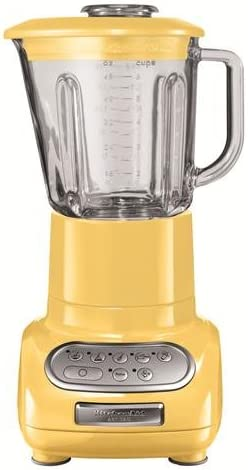 KitchenAid Artisan - Batidora de vaso amarillo: Amazon.es: Hogar