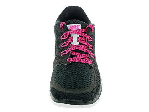 Pnk 5 Pw Kids Trainer Pnk Nike Free Slvr Mtllc Black 0 Vvd Unisex vIqq57w