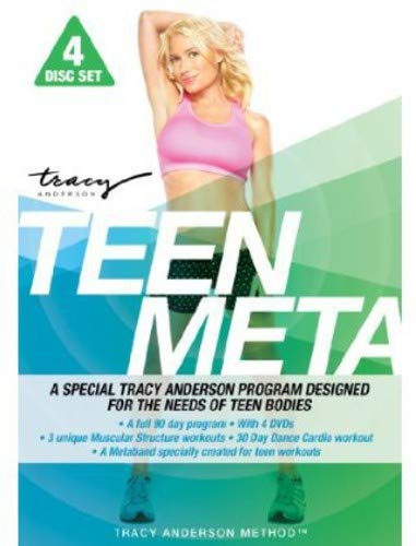 Tracy Anderson: Teen Meta (Anderson Exercise Dvd)
