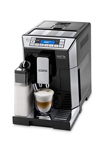 De'Longhi ECAM45760B Digital Super Automatic Espresso Machine with Latte Crema System, Black