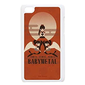 Japan music band BabyMetal posters Hard Plastic phone Case Cove FOR IPod Touch 4 JWH9183193