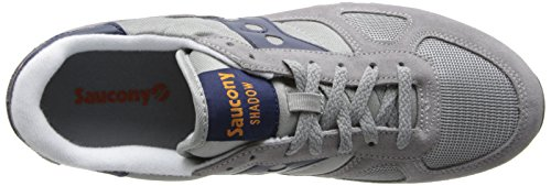 Baskets Homme Fitness Grey Navy Saucony Pour fAqxdppw