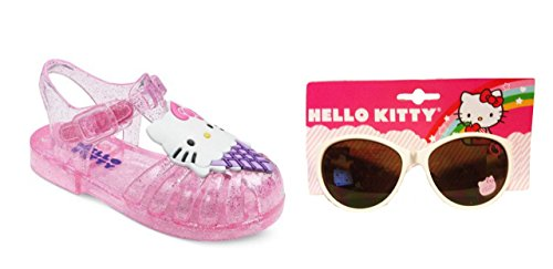 Hello (Purple And Pink Kitty Shoes)