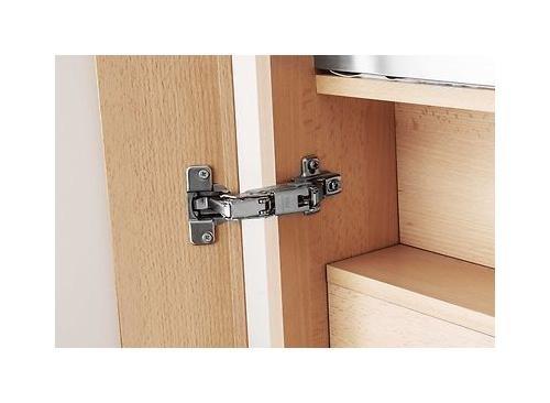 MEBASA Büro-Küche Schrankküche MK0009S - Singleküchen GÜNSTIG | {Schrankküche büro 40}