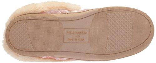 Steve Madden Womens Queenie Pantofola Rosa
