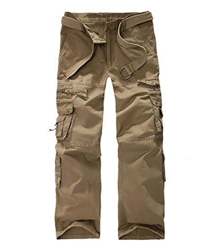 Pocket Cargo Baggy Chef Pants - 9