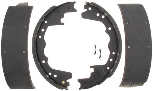 ACDelco 17314R Professional Riveted Rear Drum Brake Shoe Set