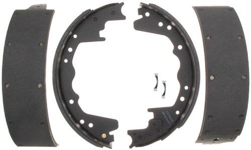 Drum Brake Super Duty - ACDelco 17314R Professional Riveted Rear Drum Brake Shoe Set