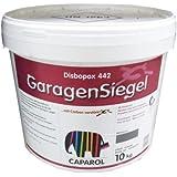 caparol disbopox 442 garagensiegel 10kg betongrau baumarkt. Black Bedroom Furniture Sets. Home Design Ideas