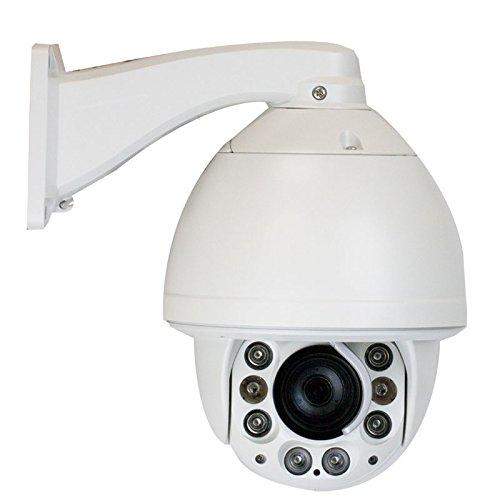 - GW Security Inc GW-037A-BD 1/4-Inch Interline Transfer SONY II CCD 37X, NTSC 768 x 494, 560 TVL Color/680 TVL IR Auto Tracking Dome Camera