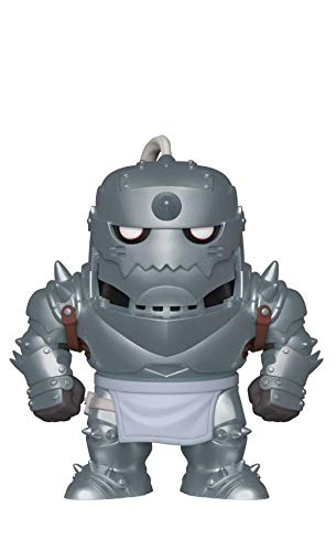 Funko Pop Animation: Full Metal Alchemistfull Metal Alchemist- Alphonse Collectible Figure, Multicolor 30695