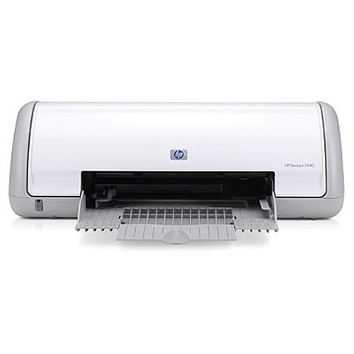 HP Deskjet 3940 Color Inkjet Printer (C9050A#B1H) (Hp 21 Black Inkjet Print Cartridge C9351a)