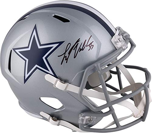 Leighton Vander Esch Dallas Cowboys Autographed Riddell Speed Replica Helmet - Fanatics Authentic Certified ()