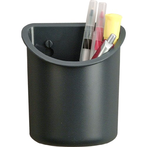 Pencil Officemate International - Officemate Verticalmate Pencil Cup, Gray (29032)