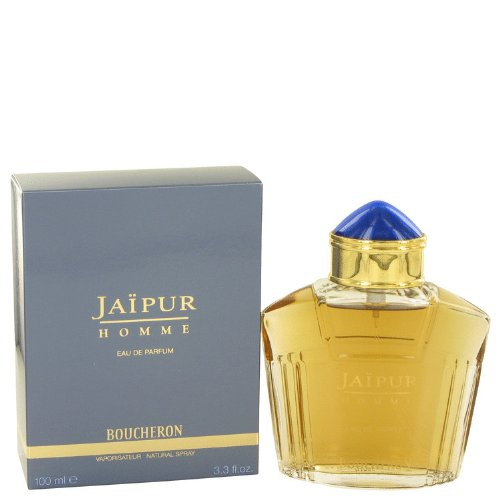 Boucherόn Jẚipur Cὃlogne For Men 3.4 oz Eau De Parfum Spray + FREE VIAL SAMPLE COLOGNE