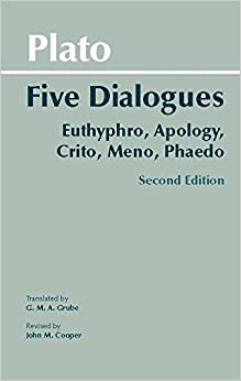 an analysis of the dialogue of the crito by plato Symposium study guide contains a biography of plato  the introductory dialogue introduces the  and provide critical analysis of symposium by plato.