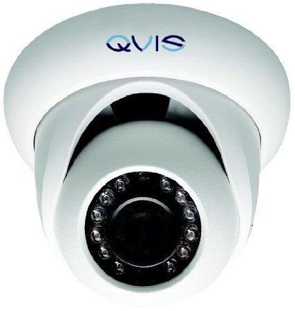 G3I - CCTV NETWORK IR MINI DOME CAMERA 2MP POE 3.6MM LENS DC12V IP66 DAY/NIGHT by QVIS