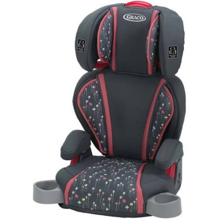 Graco Highback TurboBooster Car Seat, Alma